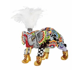 Toms Drag Olifant Hannibal olifantenbeeld