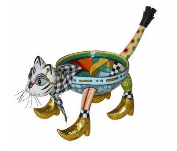 Toms Drag Cat Schüssel / Bonbonniere Kat