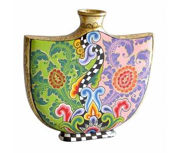 Toms Drag Vase, metal