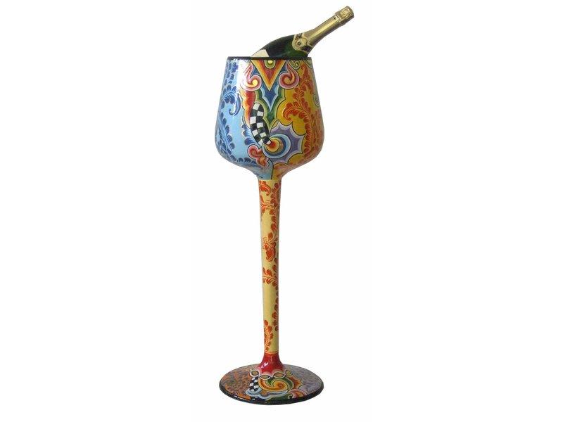 Wijnkoeler Met Licht : Wijnkoeler tafel met bank ardworks design wine dine