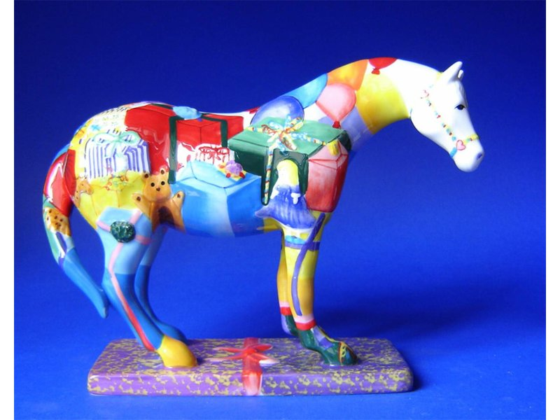 Trail of Painted Ponies Gifts Horse, Painted Pony