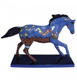 Trail of Painted Ponies Thunder Horse Ponystatue, 1er Edition