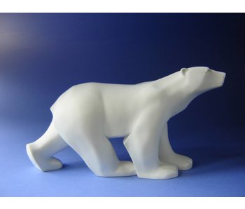 Pompon IJsbeer, L'Ours Blanc - the White bear