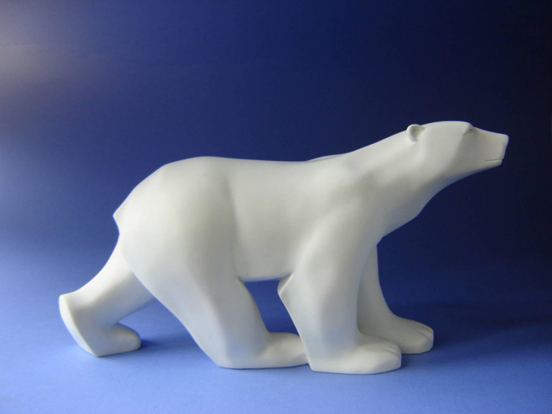 Favori Pompon Ours Blanc - Polar bear -- - DECOVISTA - Toms Drag  SS02