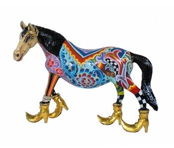 Toms Drag Pferd Thunder - M
