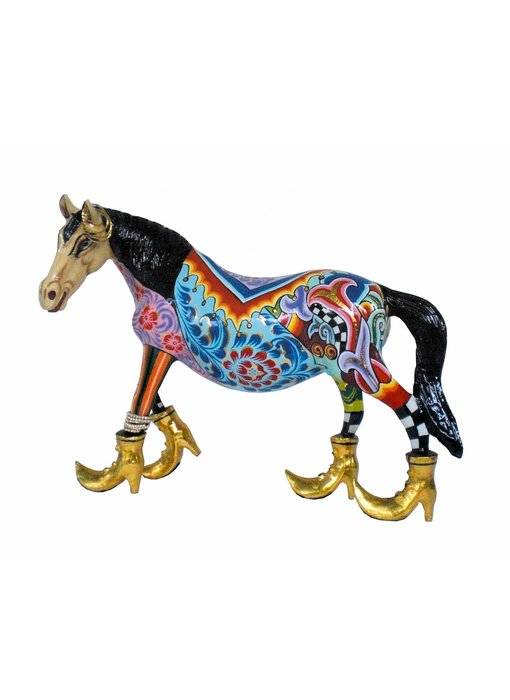Toms Drag Paardenbeeld Thunder - M