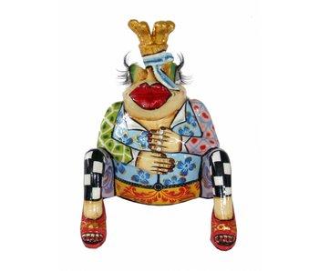 Toms Drag Kikvors karikatuur beeld Lord Martin - S