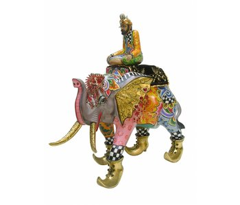 Toms Drag Ramesh Elefant mit Fahrer - Limitierter Edition