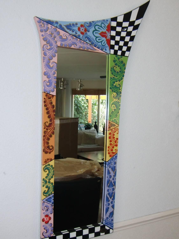 Toms Drag Asimétrica espejo - L - 100 cm - DecoVista - decoración de ...