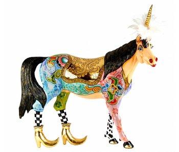 Toms Drag Eenhoorn paard sprookjespaard / unicorn