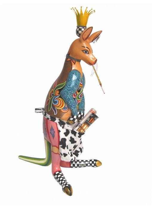 Toms Drag Skippy kangaroo