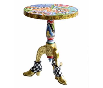 Toms Drag Ronde bijzettafel, tafeltje
