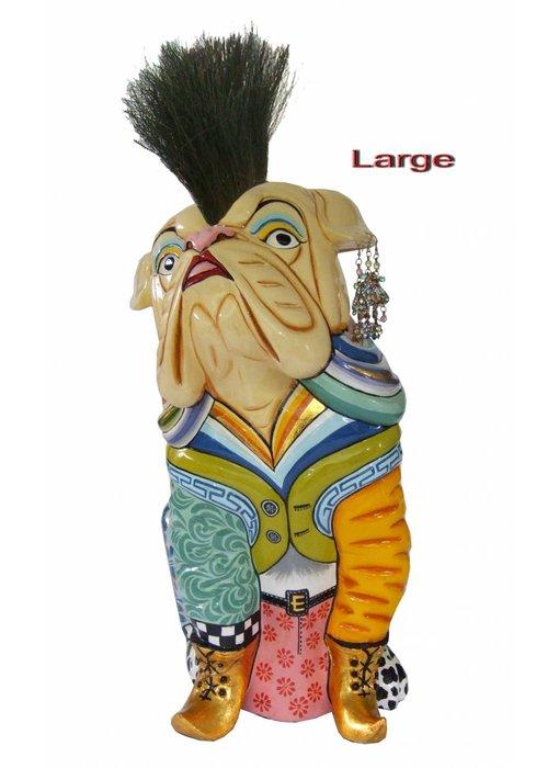 Toms Drag Hond Carl - maat L