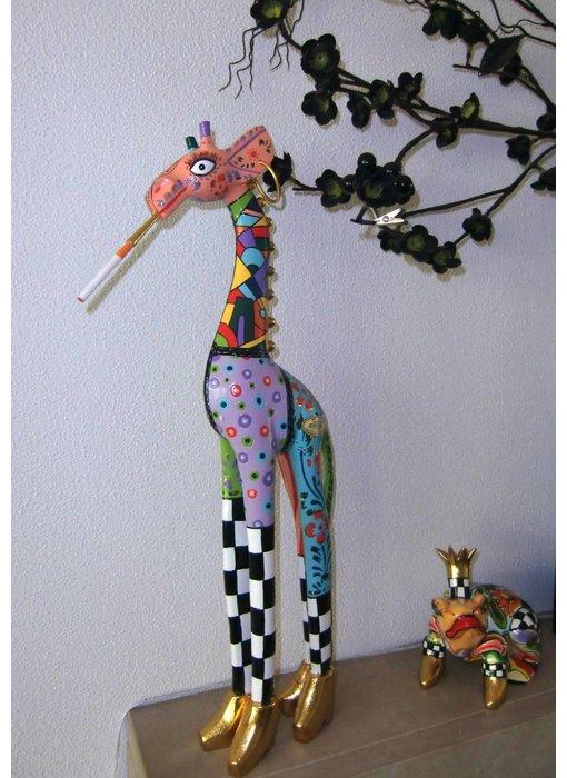 Toms Drag Giraffe Olivia  51 cm