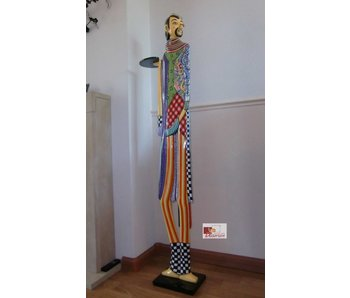 Toms Drag Character Statue Maler Vincent- L