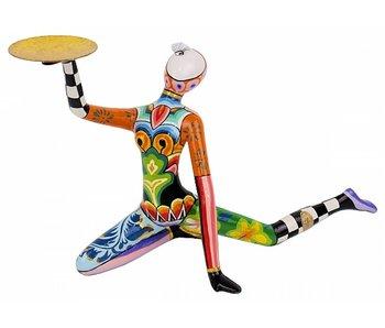 Toms Drag Akrobat mit Schale