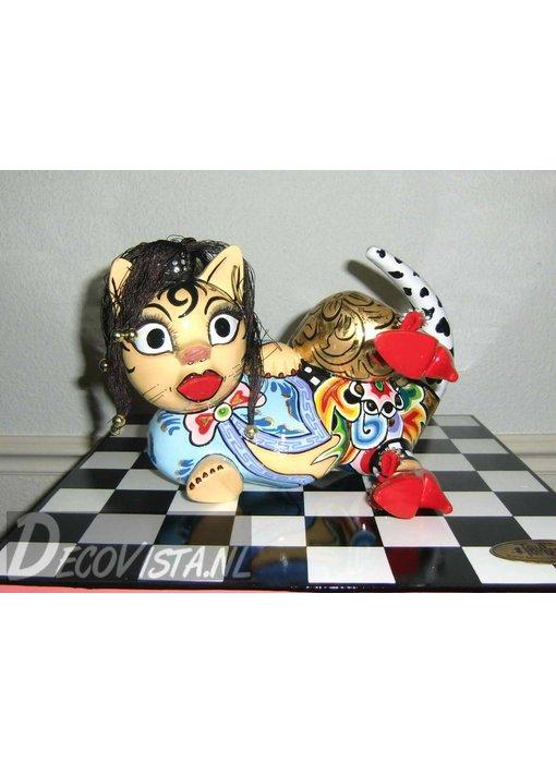 Toms Drag Kat Amy - L --