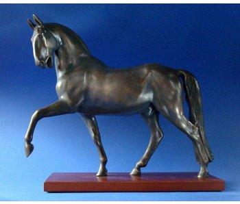 Mouseion Pferd - Kutschpferd Statue
