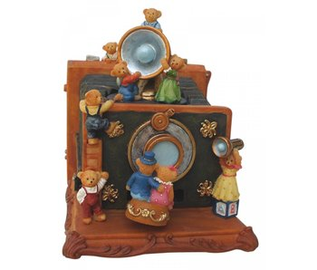 Musicboxworld Camera with bears