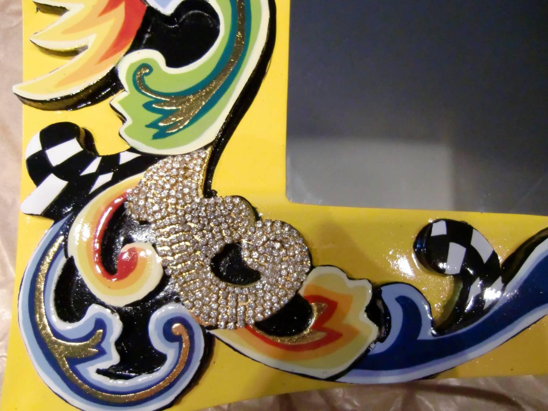 Toms Drag Espejo Versailles - 100 cm - DecoVista - decoración de ...