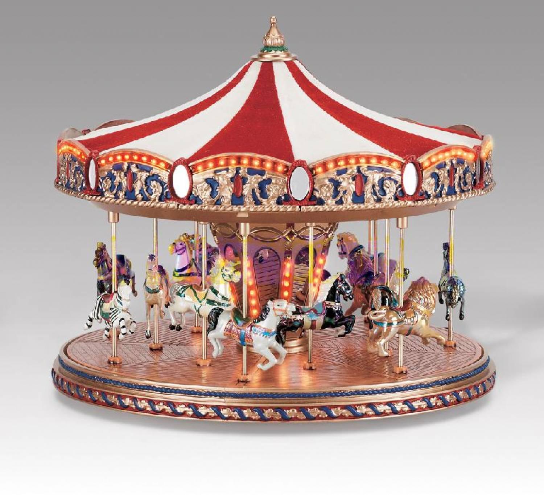 Mr Christmas Carousel - - DECOVISTA - Toms Drag & interior design