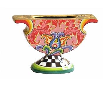 Toms Drag Vase - griechischem Vorbild