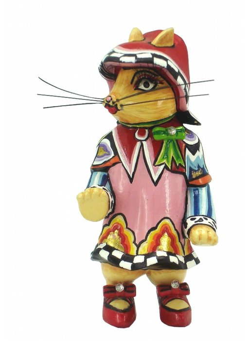 Toms Drag Muis little Elise, muizenbeeldje