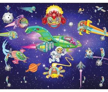 Walltastic Alien Adventure XXL behang - OP=OP