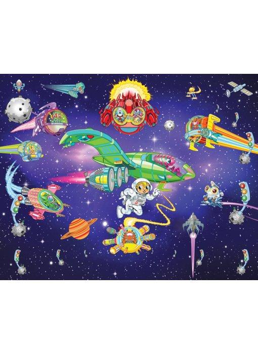 Walltastic Alien Adventure XXL wallpaper  Last ones