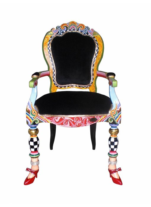 Toms Drag Armchair - Versailles Collection