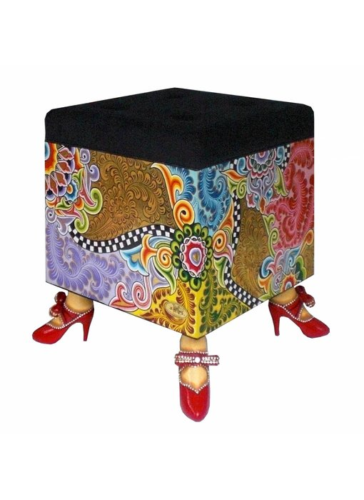 Toms Drag Stool - Drag Cube