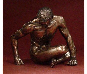 BodyTalk Bodybuilder Skulptur - Mann L