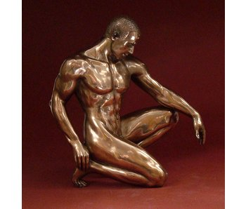BodyTalk Bodybuilder, mannelijk naaktbeeld