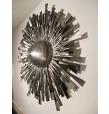 C. Jeré Metal wall sculpture IGNITION