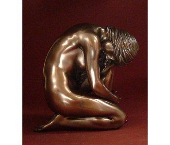 BodyTalk Weiblicher Akt - Medium Skulptur
