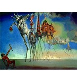 Salvador Dali Elephant from The temptation of Saint Anthony (1946)