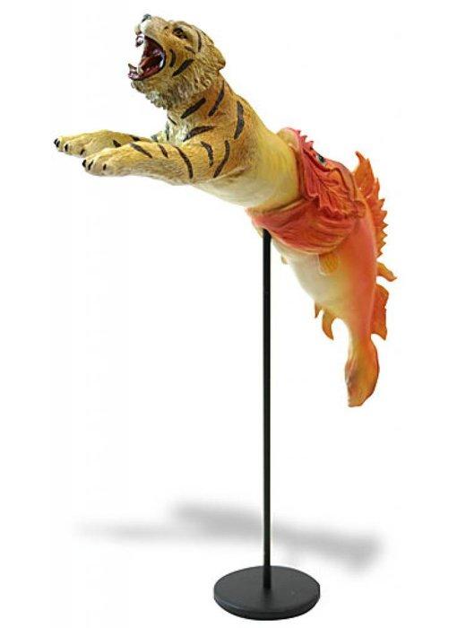 Salvador Dali De tijger - Droom veroorzaakt door een bij (Dali - 1944)