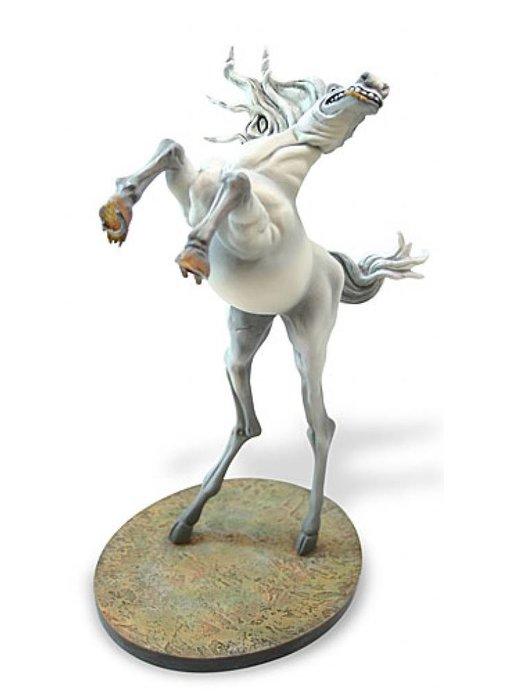 Salvador Dali Die versuchung des Heiligen Antonius (1946) - Horse - Dali