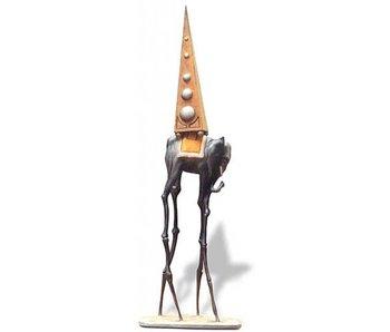 Salvador Dali Dali Elephant in 3D - Versuchung des Heiligen Antonius