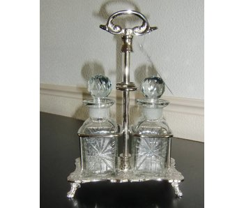 Baroque House of Classics Oil set in holder - baroque style - 30 cm