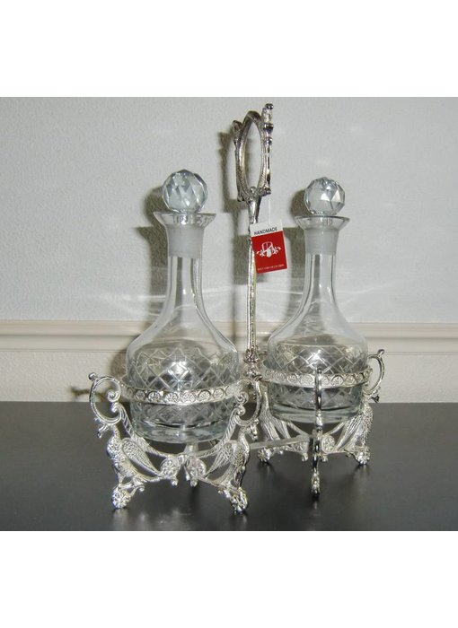 Baroque House of Classics Oil and vinegar set - Barock style