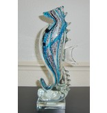 Vetro Gallery Glass Sculpture Seahorse