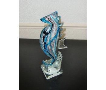 Vetro Gallery Zeepaardje glasobject