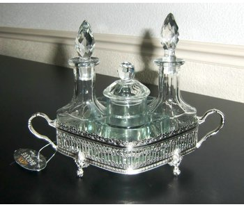 Baroque House of Classics Oil and vinegar set - 5 pcs