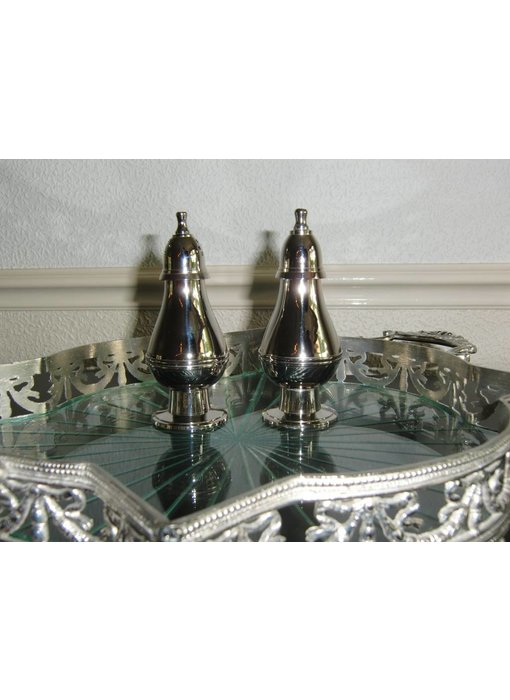Baroque House of Classics Pepper and salt spreaders - set