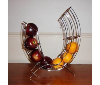 Casablanca Fruit basket Tube - retro style