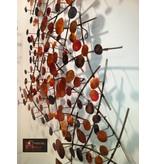 C. Jeré Attraction - wall art, wandsculptuur, wandversiering