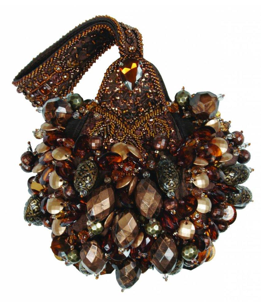 Mary Frances Bomb Shell - Mary Frances handbag / minibag