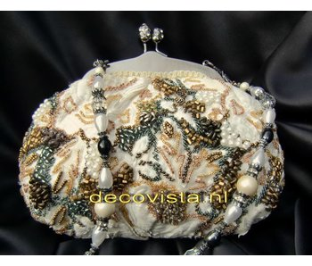 Mary Frances Carte Blance - Mary Frances handbag / minibag