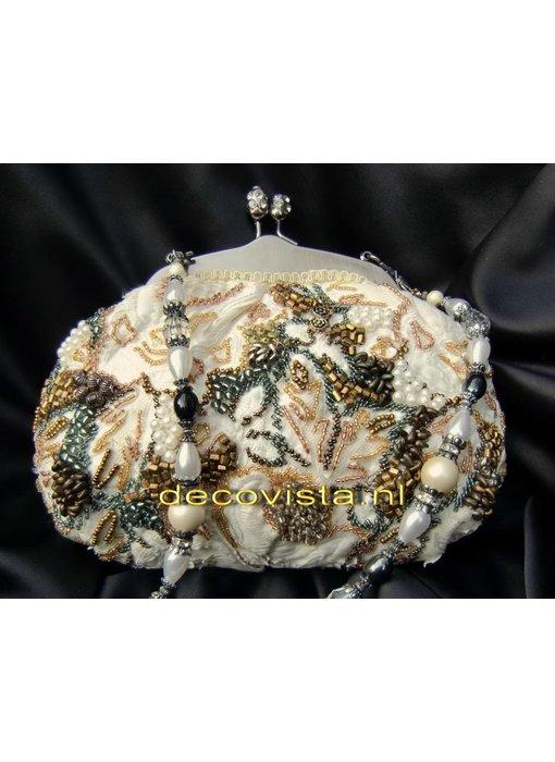 Mary Frances Carte Blance - designer minibag